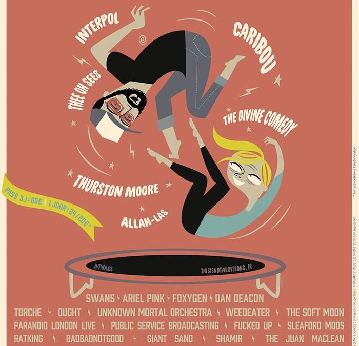 L'affiche 2015 du festival