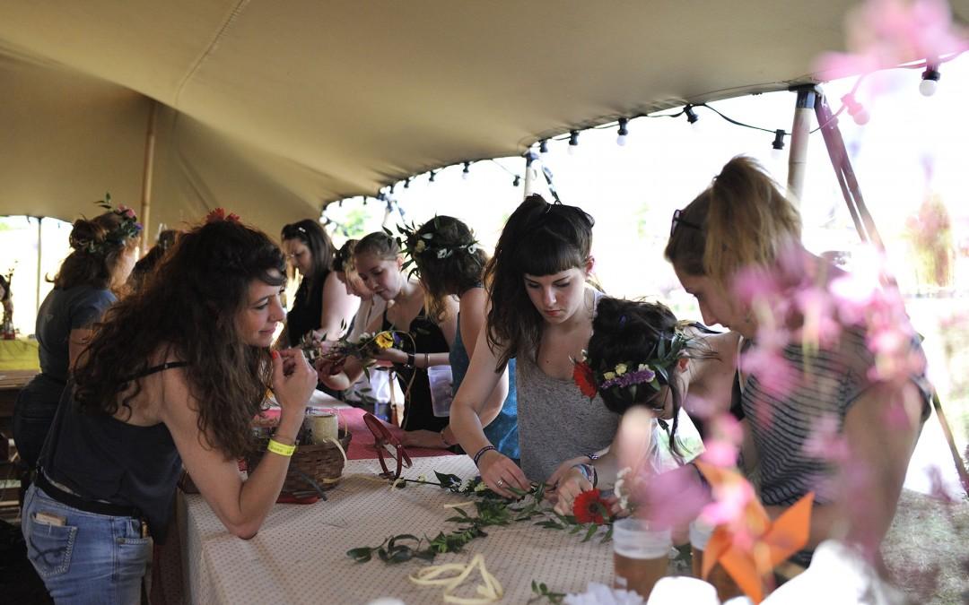 Devenir bénévole sur le festival