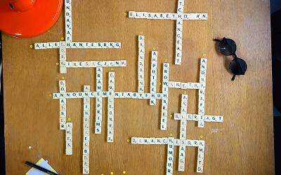 Les nouveaux noms version Scrabble !
