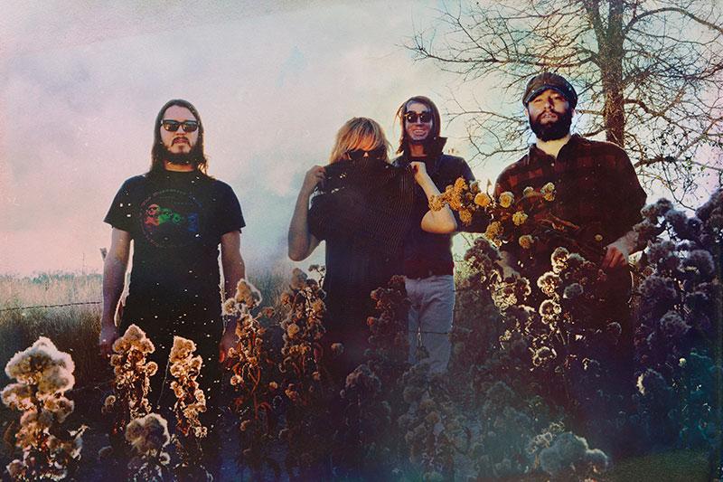 En écoute : le nouvel album de The Black Angels