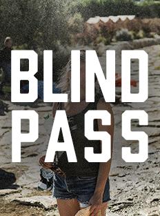 Ouverture blind pass TINALS 2018